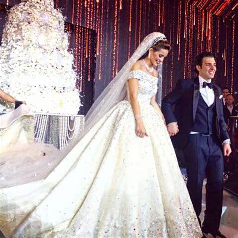 lebanese weddings  instagram wedding dress zuhair