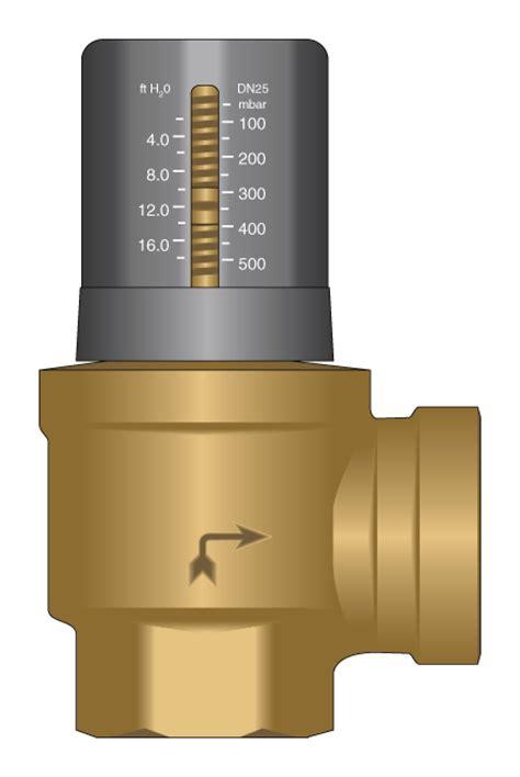 pressure activated bypass valve heatlink