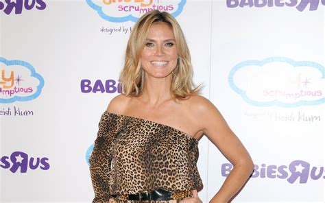 Heidi Klum Unveils Her Truly Scrumptious Collection For