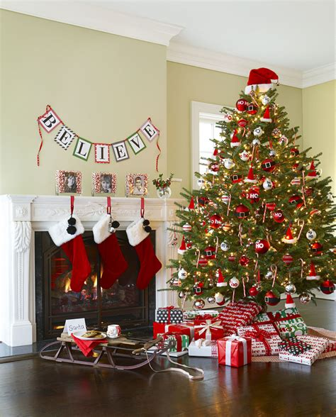 christmas tree decoration ideas pictures  beautiful