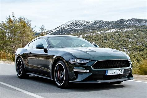 Ford Mustang Bullitt Price From £47,145  Ordering Open