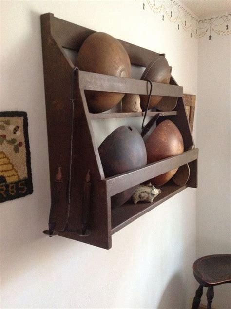primitive bowl rack  mayflowerprimitives  etsy  interesting sides primitive