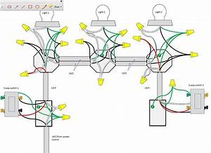 Best way switch wiring ideas on three