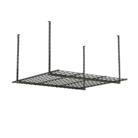 Hyloft 45 In W X 45 In D Ceiling Storage Unit In Black