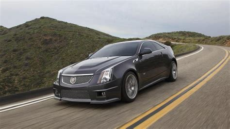 2014 Cadillac Cts-v Coupe Photos, Informations, Articles