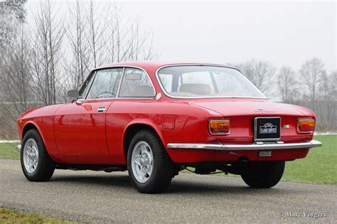 Alfa Romeo Giulia Gt 1600 Junior, 1974  Welcome To