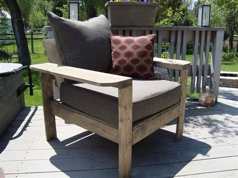 ana white deck chair diy projects