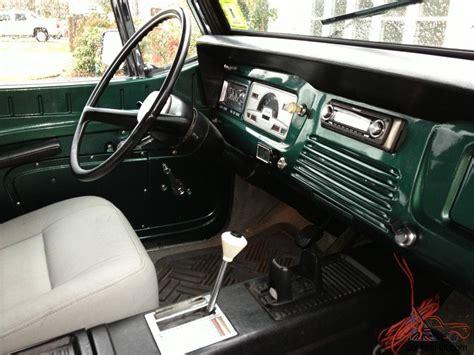 jeep jeepster interior 1970 jeepster commando