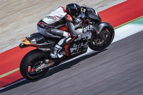 xxx  ktm rc motogp bike testing  mugello