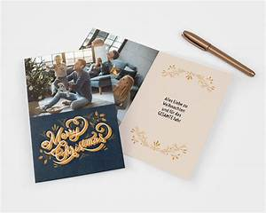 Weihnachtsgrüße Text An Chef : neun textideen f r weihnachtskarten albelli ~ Haus.voiturepedia.club Haus und Dekorationen