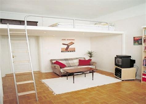 deco chambre espace lit mezzanine la solution pour les petits espaces