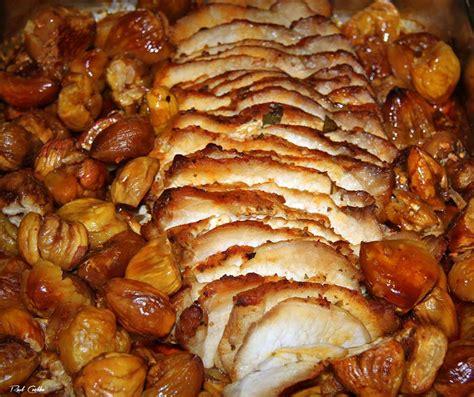 cuisine porc filet mignon de porc aux châtaignes cuisine portugaise
