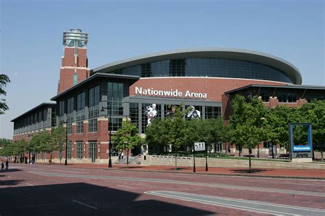 arena garage nationwide arena hockey from across the pond 2015 a great year for hockey