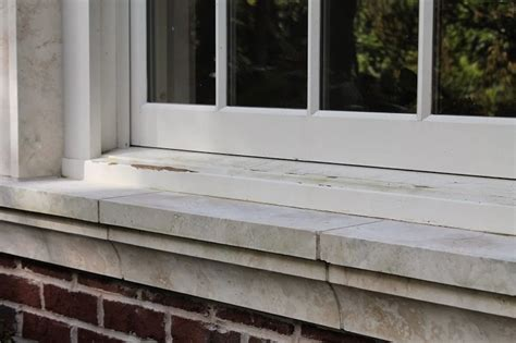 Exterior Window Sill Installation by 10 Reasons To Install Marble Window Sills Outdoors