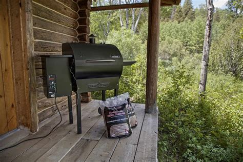 pellet grill camp chef smoker smokers grills pg24 rated janeskitchenmiracles