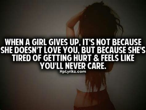 tired of being hurt quotes