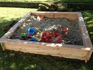 Bauen Für Kinder : einen sandkasten selber bauen eine bebilderte bauanleitung ~ Michelbontemps.com Haus und Dekorationen