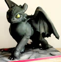 toothless cake topper toothless 3d sculpted 3ft cake