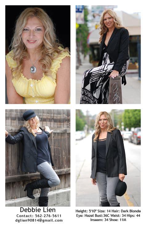 debbie lien auditions casting calls modeling agency