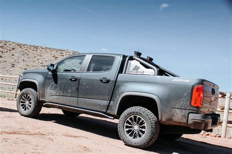 2017 Chevrolet Colorado Zr2 Review Drive  Gm Authority