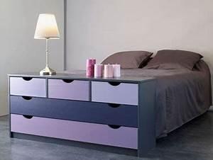 Commode Pour Chambre : repeindre ses meubles avec une belle couleur peinture ~ Teatrodelosmanantiales.com Idées de Décoration