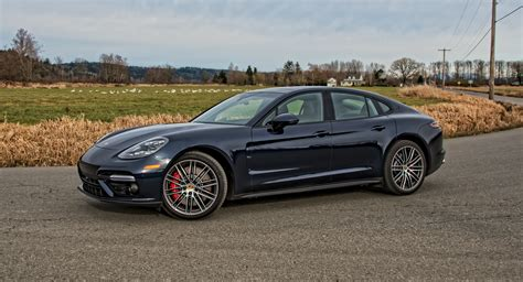 Review Porsche Panamera by Review Porsche Panamera Now Has Looks To Match Its