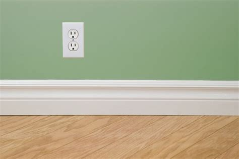 Baseboard molding, Baseboards and Door casing on Pinterest