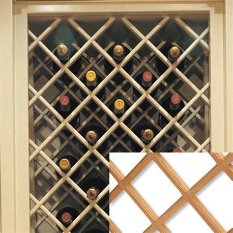 wine shelf insert solid wood wine bottle racks kitchen