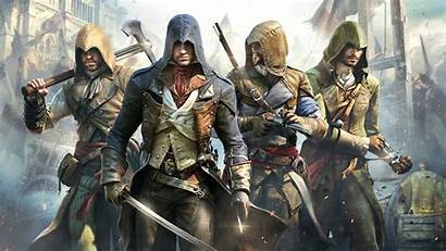 Creed Unity Poster Assassin Wallpapers 4k Ultra