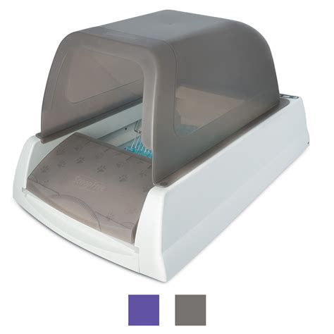 automatic self cleaning litter box shop for scoopfree ultra self cleaning litter box by