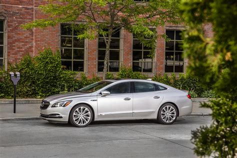 five facts the 2017 buick lacrosse gm authority