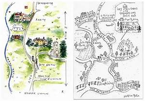 original hand painted wedding stationery maps With maps for wedding invitations free printable