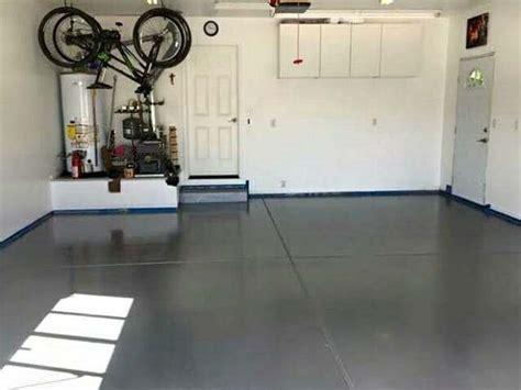 garage floor paint bullet rust flooring finished floors coating epoxy coat lasting gray metallic rock painting clear why longest base