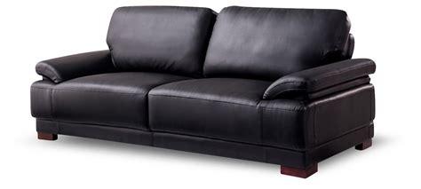 canapé noir 3 places canapé en cuir noir 3 places prix le plus bas