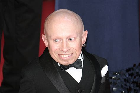 Actor Verne Troyer Gets Treatment