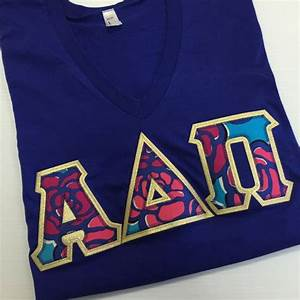 best 25 sorority letter shirts ideas on pinterest greek With greek letter shirts lilly pulitzer