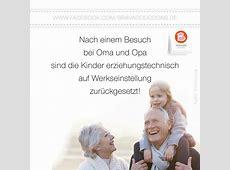 Nach einem Besuch bei #Oma und #Opa sind die #Kinder