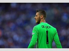 Jose Mourinho gives injury update on David De Gea after