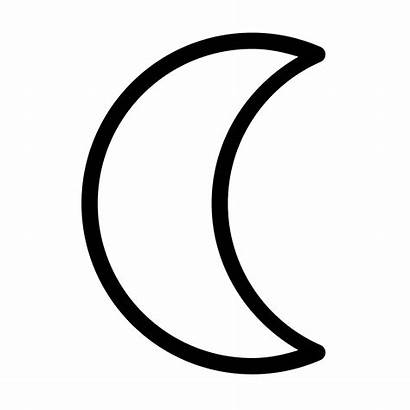 Moon Clipart Lunar Transparent Symbol Icon Webstockreview