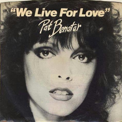 Pat Benatar - Great song in 2020   Pat benatar, Album ...