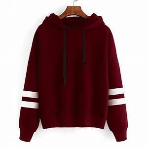 2017 Autumn Women Hoodie Casual Design Long Sleeve Hooded ...