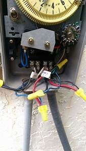 Wiring Diagram For Intermatic T8845pv Timer