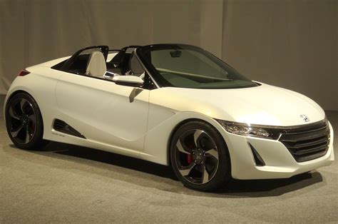 Honda S660 Concept Nearly Ready For Production Motor Trend