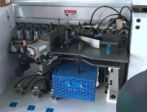woodworking automatic syf pre milling corner rounding pvc edgebander edge banding machine