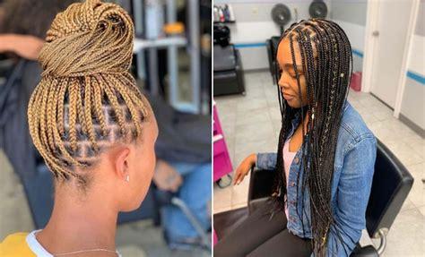 pretty small box braids hairstyles   stayglam