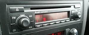 Radio Audi Concert : pprobleme autoradio audi a3 message safe equipement et ~ Kayakingforconservation.com Haus und Dekorationen