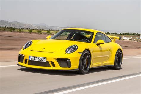New Porsche 911 Gt3 Manual 2017 Review