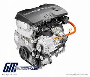Gm 2 4 Liter I4 Ecotec Hybrid Luk Engine Info  Power