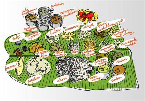 indian food doodle indian summer
