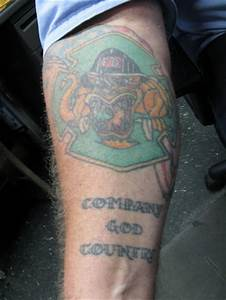 Firefighter Tattoos : Page 54